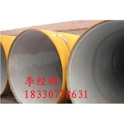 阳城防腐钢管、污水排放专用管、水泥砂浆防腐钢管图片