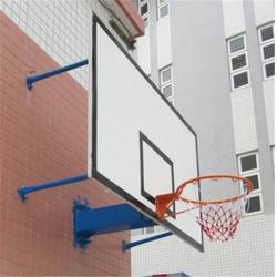 通运体育器材 深圳固定篮球架-固定篮球架图片