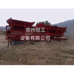 新疆灰土搅拌机,河南世工机械,生产灰土搅拌机械图片