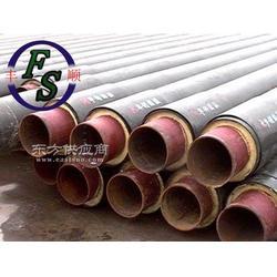 供热管道适用聚氨酯预制直埋保温管图片