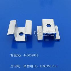 光伏板专用铝合金压块 中压块晶硅压块图片