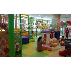 淘气堡儿童乐园设备厂家图片