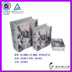 书盒定制|新秋龙工艺品(在线咨询)|书盒图片