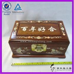 福州漆盒定制-新秋龙木盒定制-木盒定制图片