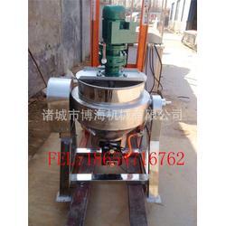 诸城博海机械(图),电加热夹层锅厂家直销,电加热夹层锅图片