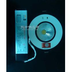 LED应急照明灯 消防应急灯 LED筒灯天花灯图片