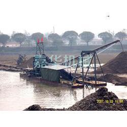 嘉华机械(图),新型挖泥船,遵义挖泥船图片