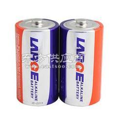 二号碱性电池 环保二号干电池图片