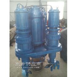 搅拌式矿用潜水采砂泵/抽砂泵图片