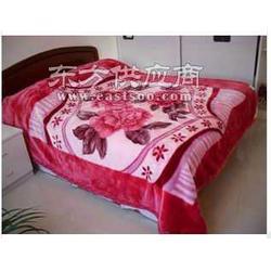 拉舍尔毛毯厂家图片