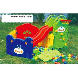 儿童组合滑梯-儿童组合滑梯厂家-东岳玩具图片
