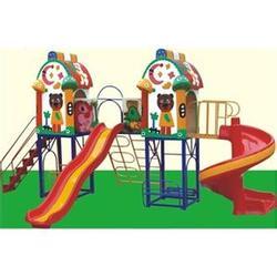 儿童组合滑梯-东岳玩具-儿童组合滑梯多少钱图片