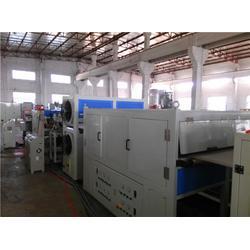 格子板生产线-威尔塑料机械-塑料中空格子板生产线图片
