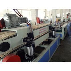 竹木纤维板设备厂家、威尔塑料机械(在线咨询)、竹木纤维板设备图片