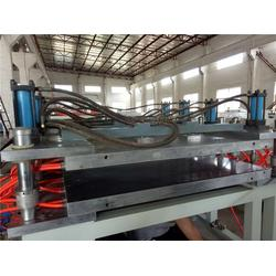 威尔塑料机械 木塑发泡板生产线 发泡板生产线