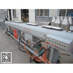 威尔塑料机械(图)、江苏pe管材设备、pe管材设备图片