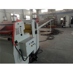 SPC地板生产机组配方-威尔塑料-SPC地板生产机组图片