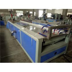 威尔塑料机械 一步法木塑设备生产线-木塑设备生产线图片