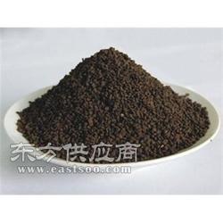 选用国内质量优异、晶粒细密锰砂滤料厂家图片