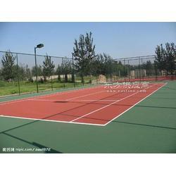 網球場鋪設圖片