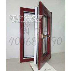 欧式铝木复合 内平开窗图片