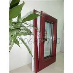 欧式铝木复合 内开内倒窗图片