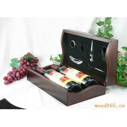 桐鑫源,油漆红酒木盒,油漆红酒木盒图片