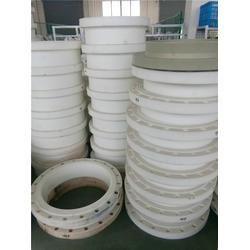 塑料管件PPH法兰、晟明管阀件(在线咨询)、管件图片