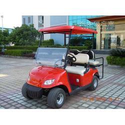 高尔夫球会场用电动高尔夫球车4座座位分两款报价图片