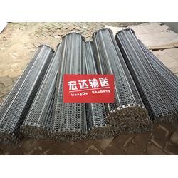泰安 金属网带-宏达输送-不锈钢金属网带图片