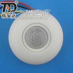 人体感应开关220V吸顶式大功率继电器节能灯LED图片