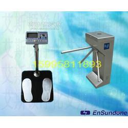 数字显示人体静电综合测试仪刷卡检测通过防静电门禁系统ESD-20708图片