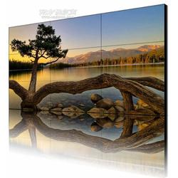 金工科技55寸3.5mm液晶拼接屏图片