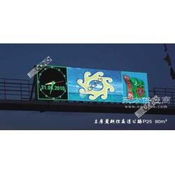 金工P20户外LED显示屏图片