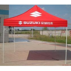 广告帐篷中柱伞的图片