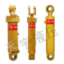 伸缩液压油缸_济南 液压油缸_天宇图片
