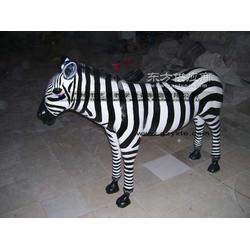 供应动物模型 斑马图片