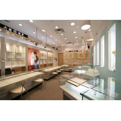 汉阳展柜定做、好美特家具厂、专业展柜定做图片