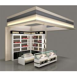 武汉玻璃展柜,武汉玻璃展柜生产厂家,好美特家具厂图片