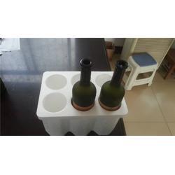 红酒泡沫箱大肚瓶,红酒泡沫箱,龙口厚田果蔬泡沫箱(查看)图片