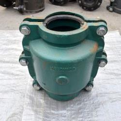 昌旺给排水 管道橡胶减震器厂家图例-固原减震器厂家图片