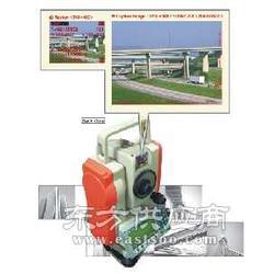 日本宾得推出的新型R-200DN系列全站仪图片