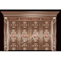 华府浮雕铜门、华府浮雕铜门质量一流、广州华府铜制品图片