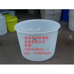 柏泰PE圆桶 腌制桶 养殖桶 食品周转桶图片