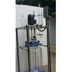 景德镇双层玻璃反应釜-双层玻璃反应釜特点-汇升仪器图片