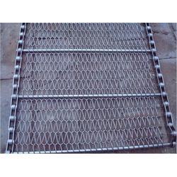 渝中区烘干不锈钢网带、烘干不锈钢网带、昊源网链图片