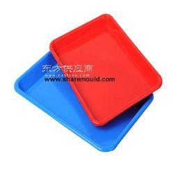 红色塑料托盘模具图片