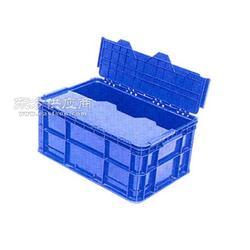 蓝色折叠箱模具/折叠箱子模具图片