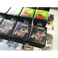 茶叶盒UV平板打印机,诺彩品质,UV平板打印机图片