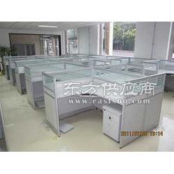 鑫亿办公家具厂生产高隔断组合办公桌二大类型图片
